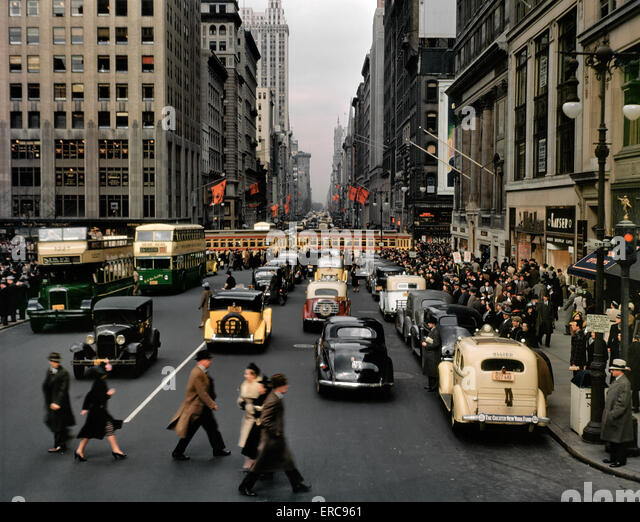 1940s cars stock photos 1940s cars stock images alamy for 5th avenue salon bedford