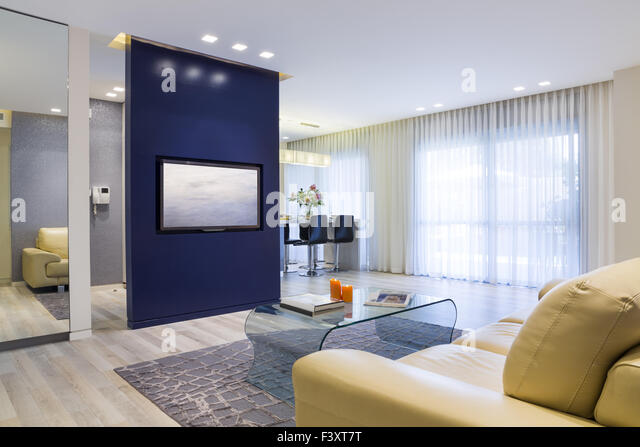 Luxury Domestic Design - Stock Image