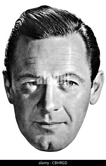 William Holden 1918 1981 American Academy Award Best Actor Emmy Award Sunset Boulevard - Stock-Bilder