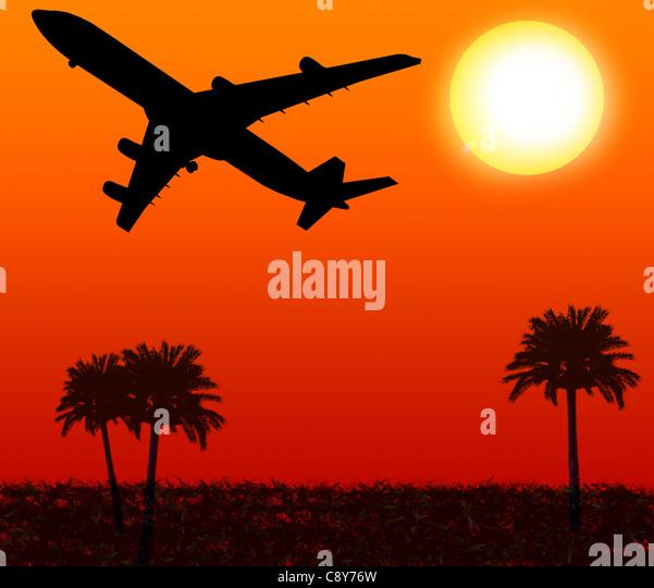 Plane - Stock-Bilder