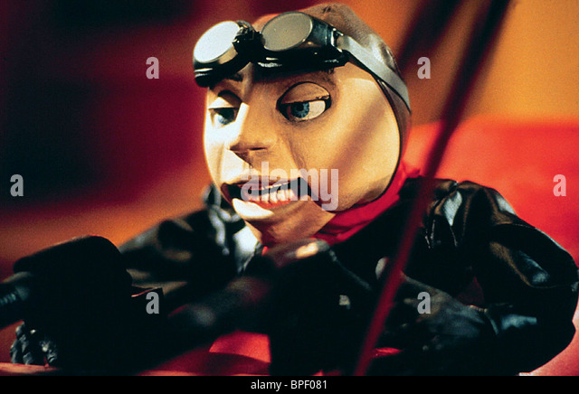 THE RED BARON REVENGE OF THE RED BARON (1994) - Stock Image