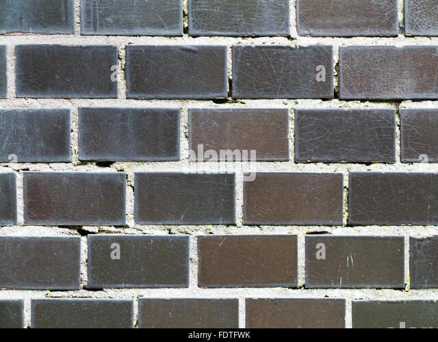 Black white old brick wall stock photos black white old for Old brick wall white