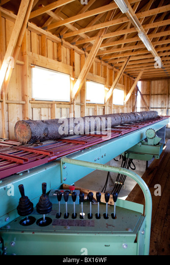 Saw Mill Factory Stock Photos Amp Saw Mill Factory Stock