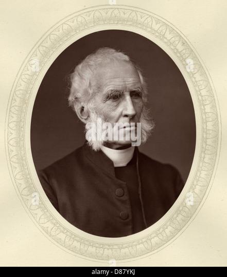 Bishop Alfred Ollivant - Stock Image