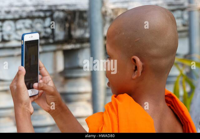 how to call a cambodian mobile from australia