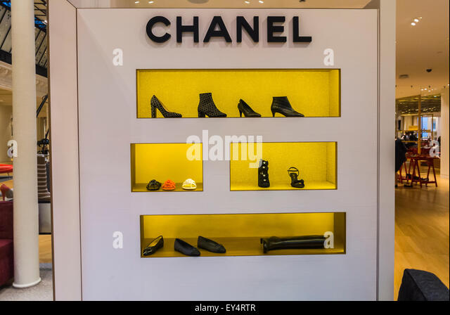 chanel bon marche store - photo#21