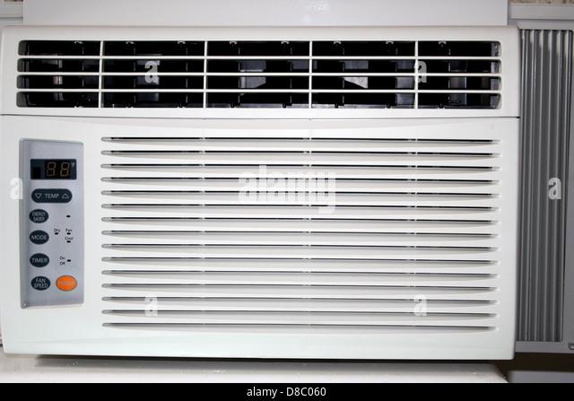 Window Air Conditioner Stock Photos Window Air