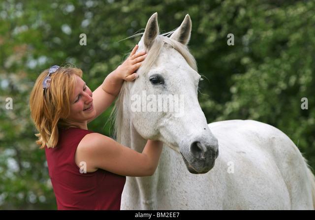 frau und pferd ficken