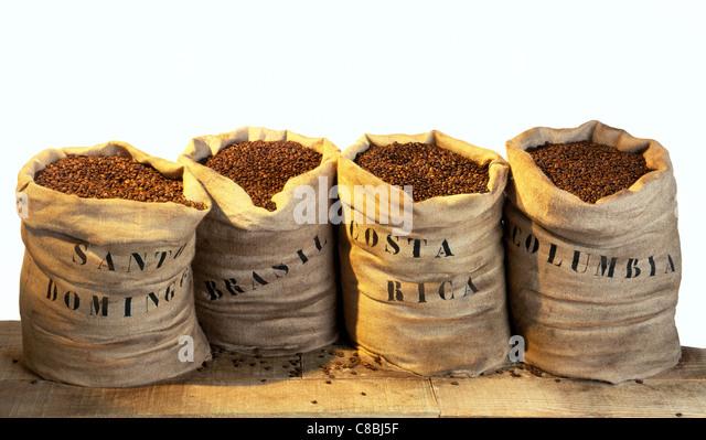 Brazil Coffee Sacks