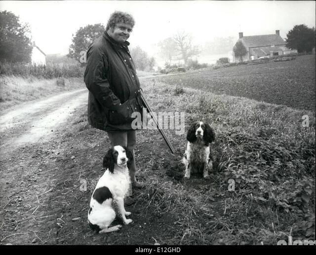 Dec. 26, 2011 - Geoffrey Hughes (Coronation Street)  Roll As Country Squire: Geoffrey Hughes, who portrays Eddie - Stock Image