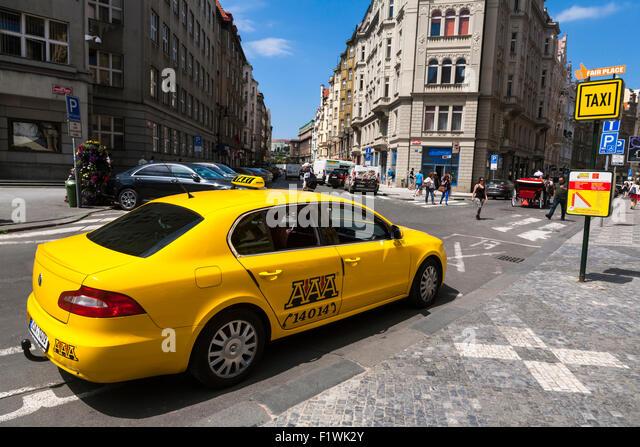 Www czech taxi com