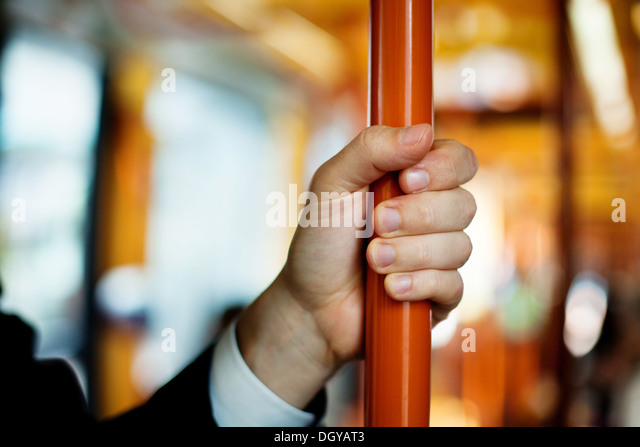 public transport - Stock Image