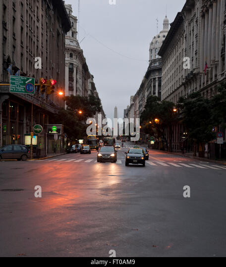 Buenos Aires - Stock Image