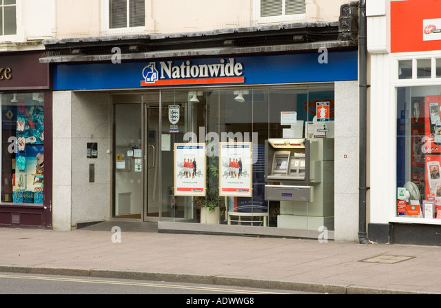 Nationwide Building Society Bury St Edmunds