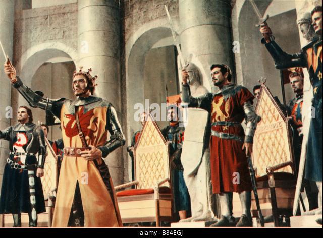 Lancelot du lac stock photos lancelot du lac stock - Les chevalier de la table ronde ...