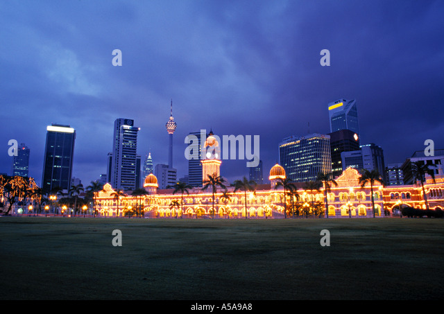 Kuala Lumpur, Malaysia - Stock Image