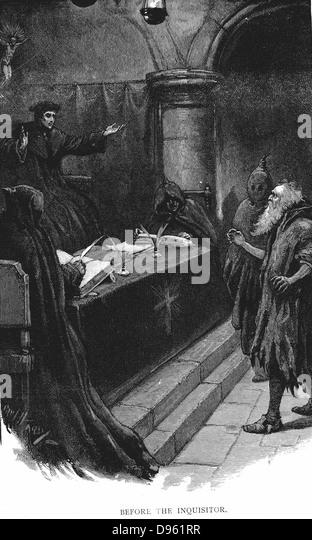 Spanish Inquisition Pendulum Torture