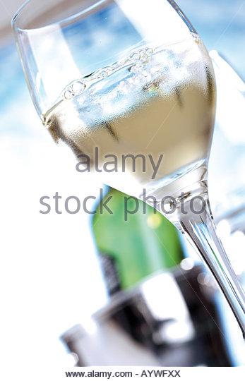Beverage, Drink, Wine, White wine - Stock-Bilder