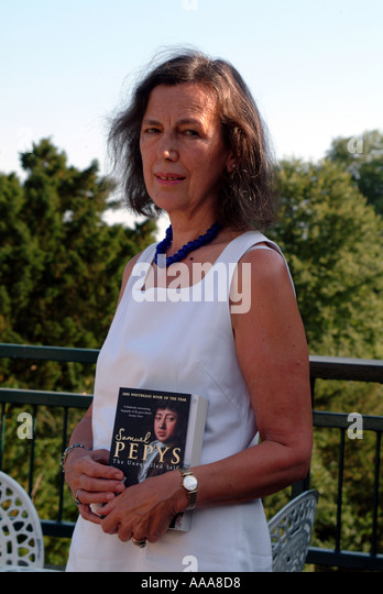 meet the author claire tomalin
