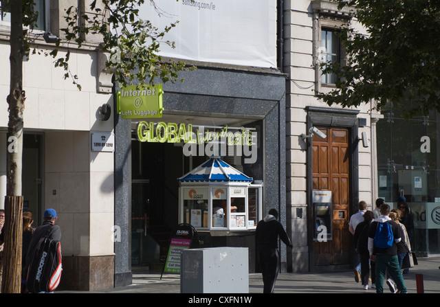 Internet Cafe Grafton Street