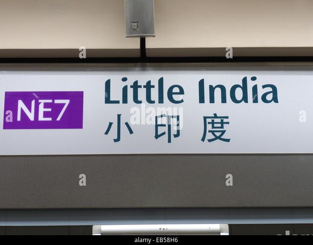 how to go to little india singapore