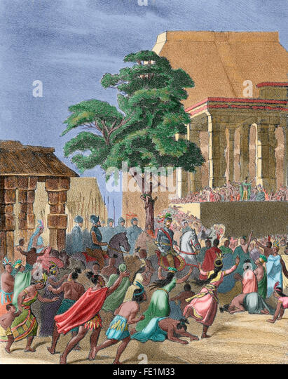 cortes conquers the aztecs spanish conquest To what extent did spanish military superiority facilitate the  military superiority facilitate the success  cortes conquers the aztecs: spanish conquest.