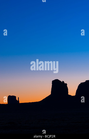 USA Arizona-Utah Monument Valley - Stock-Bilder