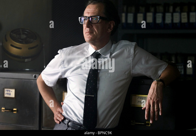 GEOFFREY RUSH MUNICH (2005) - Stock Image