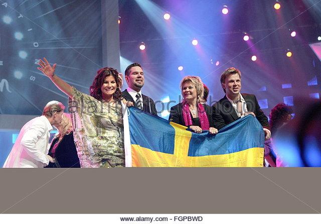 Abba swedish flag