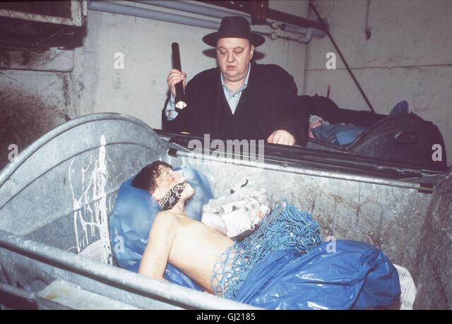 Live nackt Rocky Horror Bild wirft