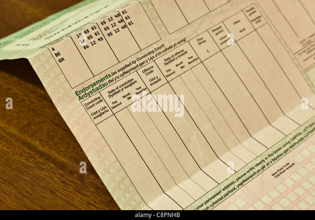 dvla license stock photos  u0026 dvla license stock images
