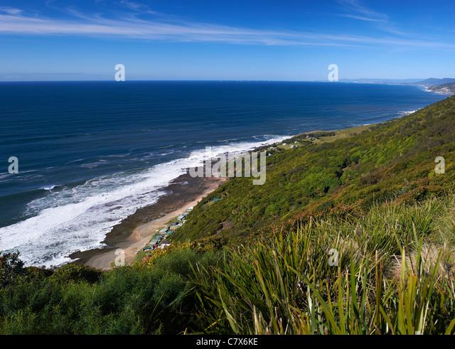 Bulgo Beach Otford NSW Australia - Stock Image