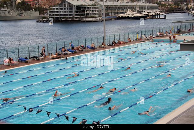 Swimming Pool Lanes Stock Photos Swimming Pool Lanes Stock Images Alamy