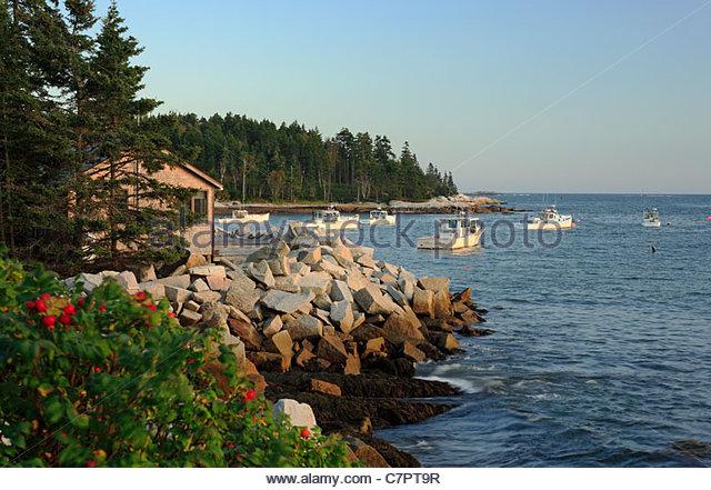 Spruce Head Island Me