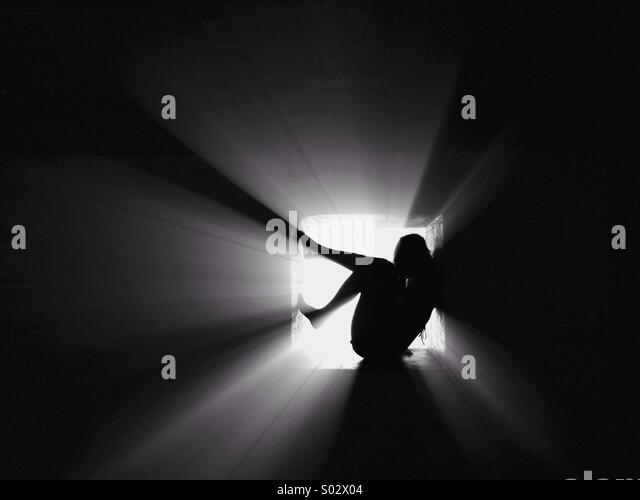 Shine on... - Stock Image