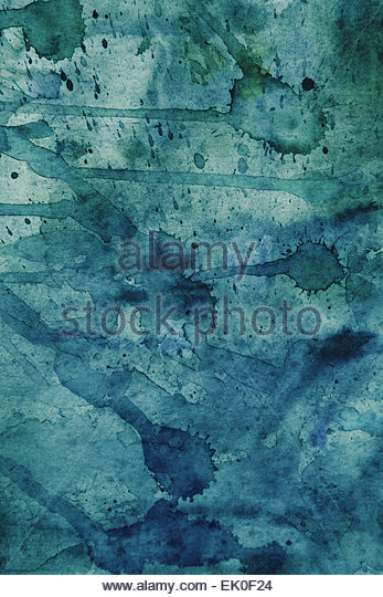 Watercolor background - Stock Image
