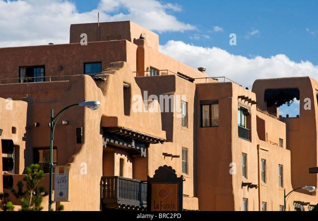 Santa Fe New Mexico Adobe Stock Photos Santa Fe New