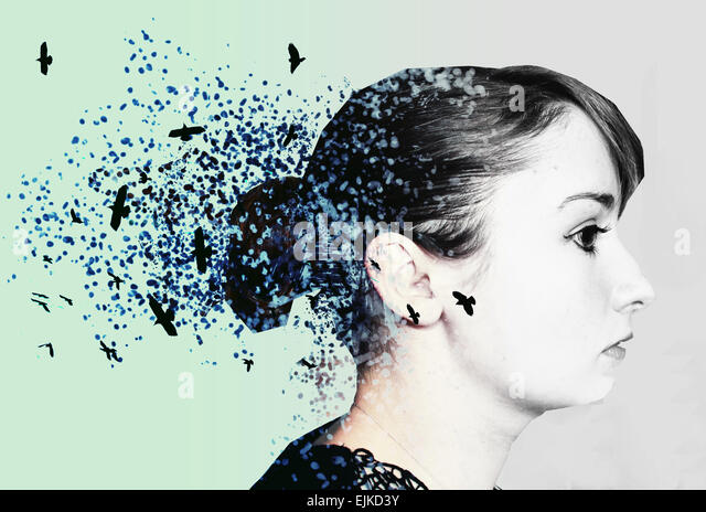 Dispersion - Stock Image