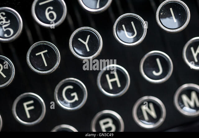 Portable Typewriter Stock Photos Portable Typewriter Stock Images