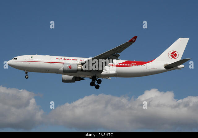 air algerie algeria a330 - Stock Image