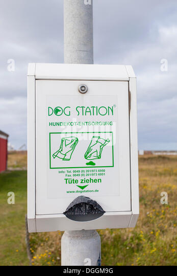 Dog Waste Station Canada