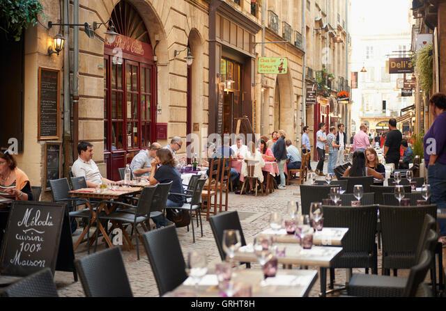 Bordeaux, Gironde, Aquitaine, France, Europe - Stock Image