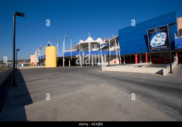 Pretoria city Menlyn Shopping Centre - Stock Image