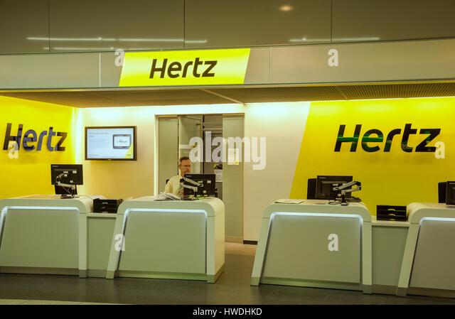 Hertz Car Rental Stuttgart Airport