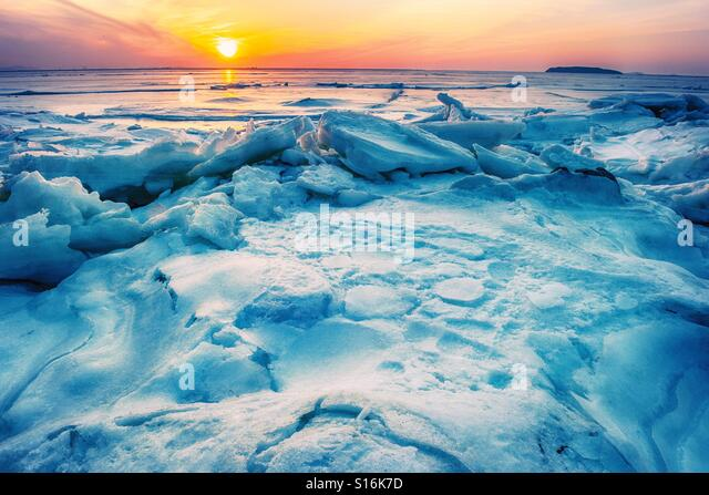 ice world - Stock-Bilder