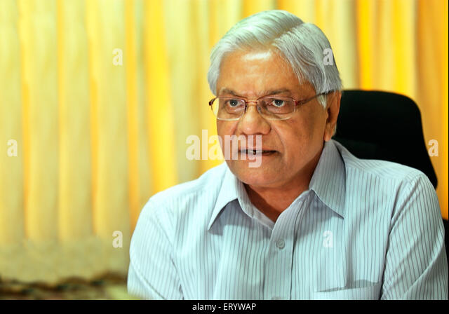 Psychiatrist Ashit Sheth ; India NOMR - Stock Image
