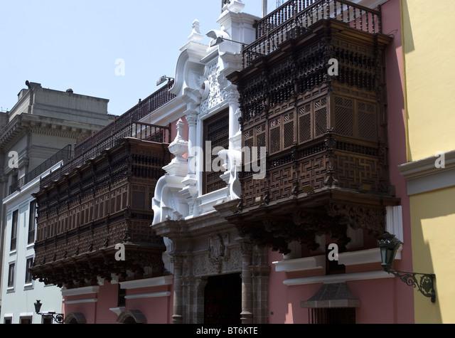 ... de tagle fame 2009 lima peru palacio torre tagle date circa 1930s