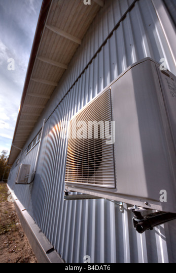 Air conditioners - Stock Image