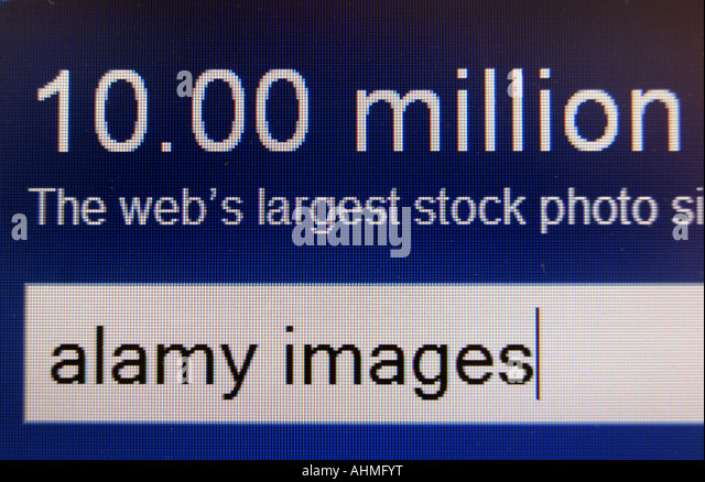 alamy images has 10 million pictures on the system - Stock-Bilder