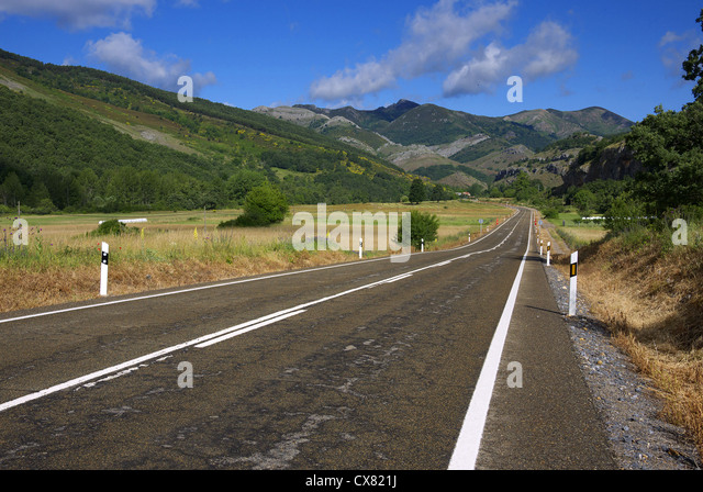 long straight road - photo #31